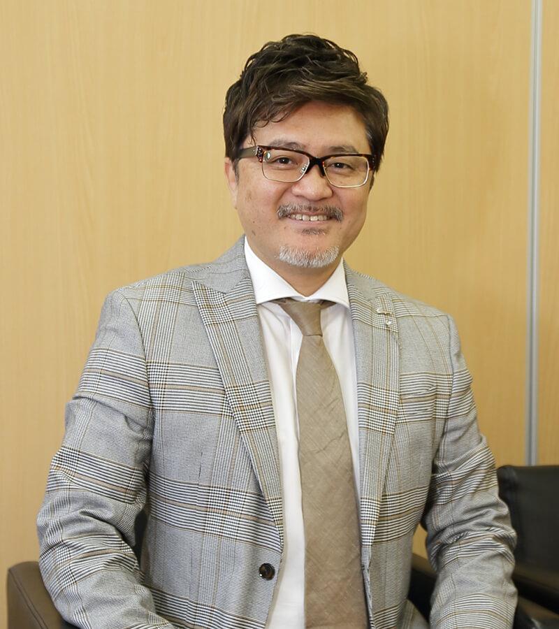 株式会社EnjoyLifeCompany 代表取締役 奥山雄樹